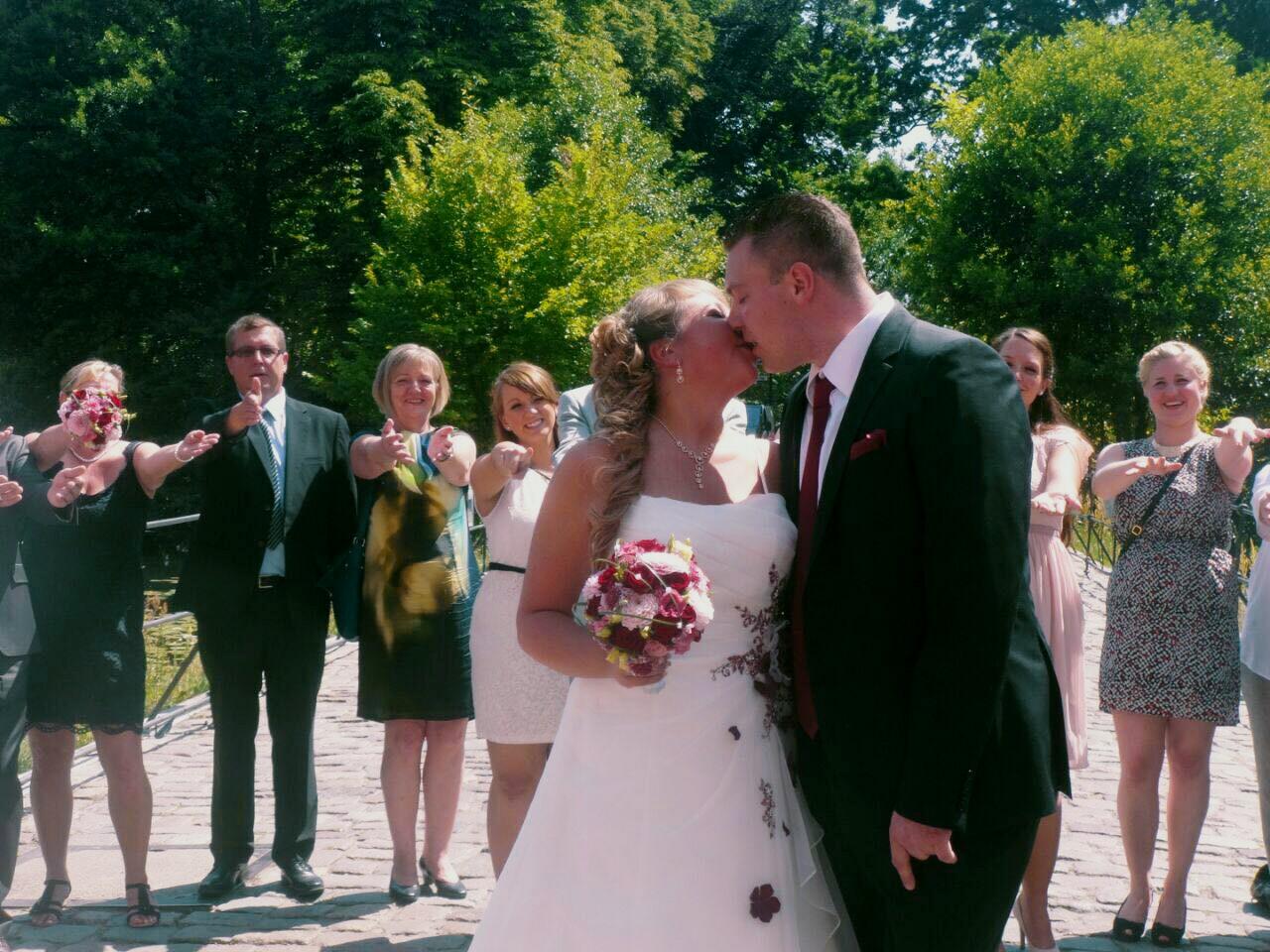 Lisa & Christopher