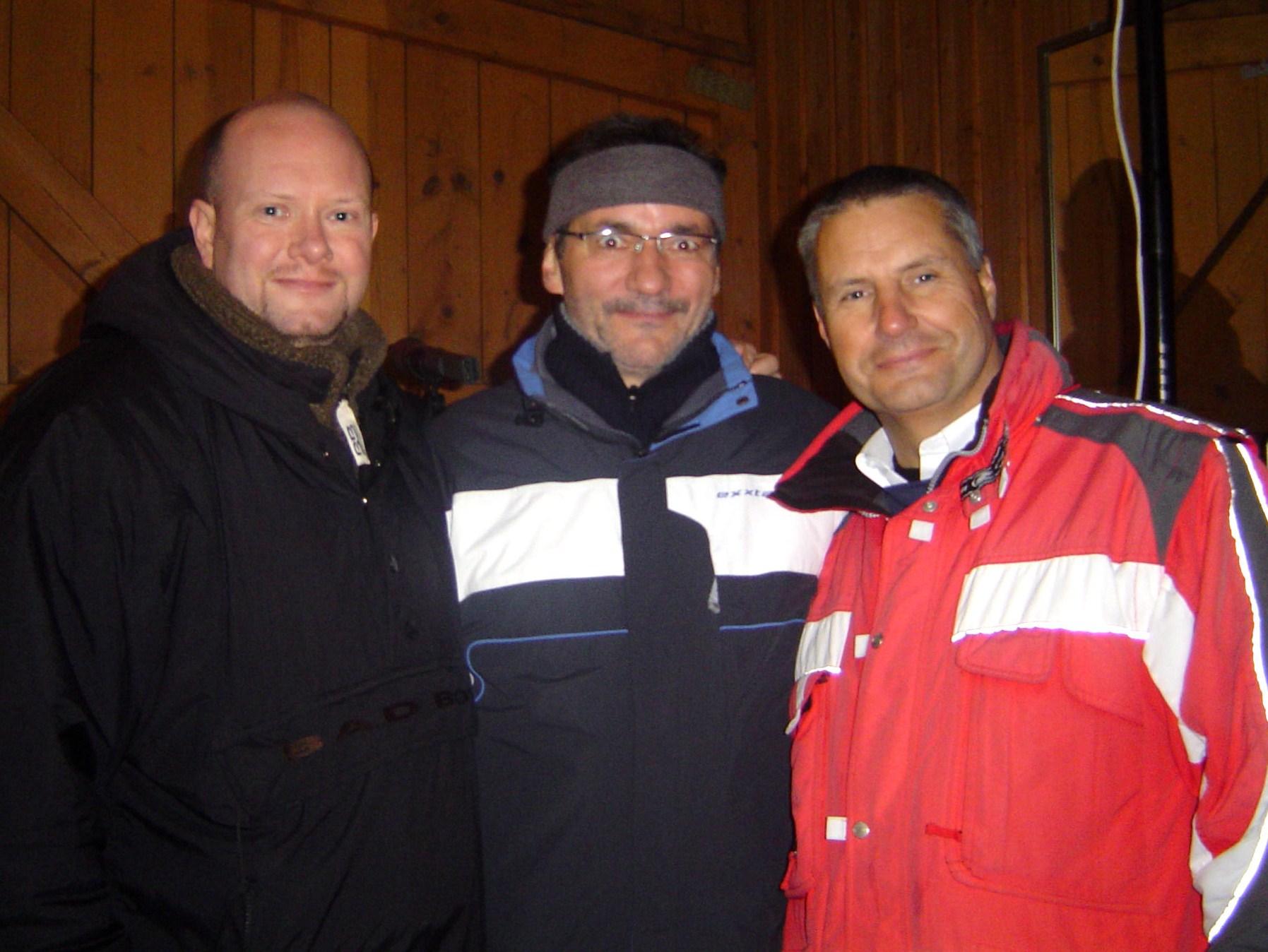 2009 - Große Aprés Ski Geburtstagsparty mit Brandenburgs Ministerpräsident Matthias Platzeck & Honorarkonsul Vivorel Babaca