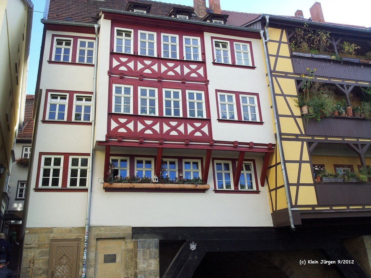 5 BilderBlicke - Stadt Erfurt