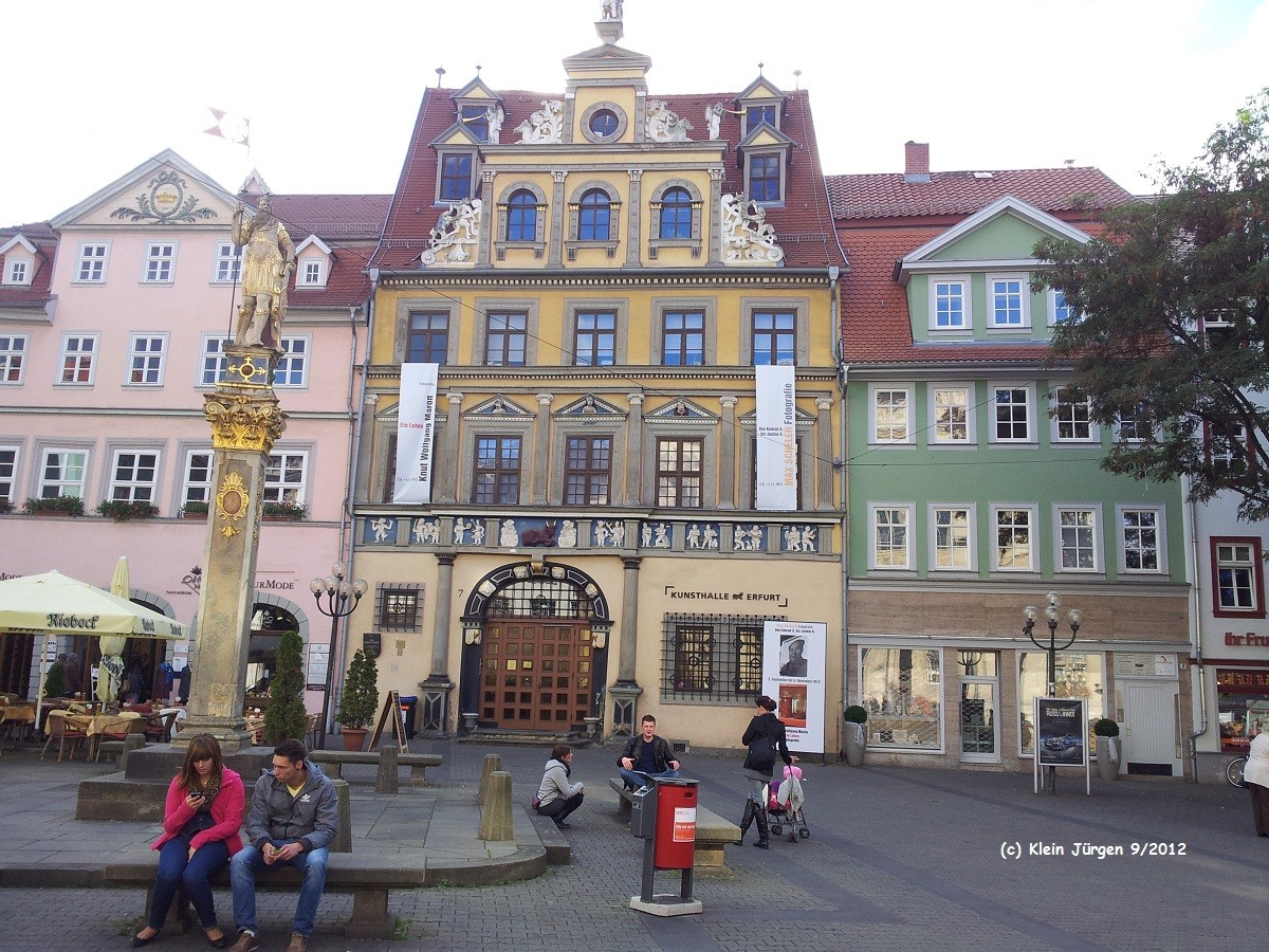 16 BilderBlicke - Stadt Erfurt