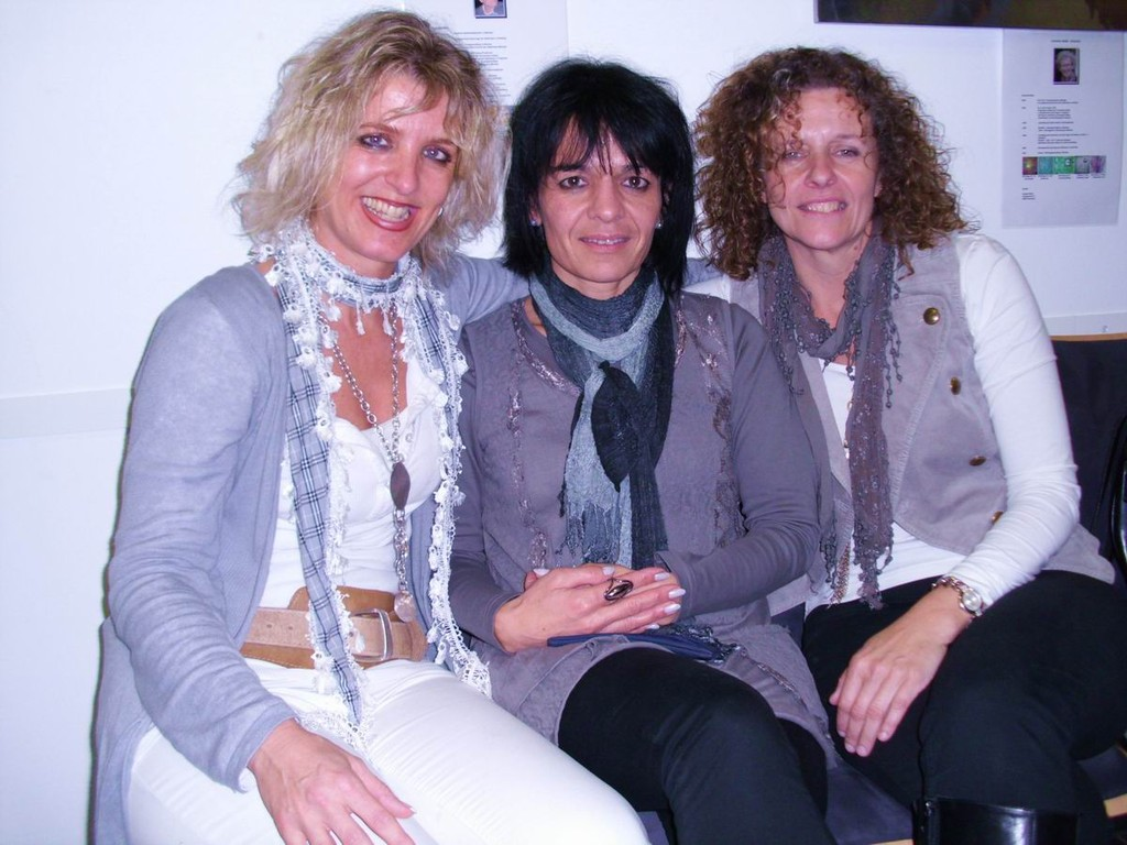 Claudia Krämer, Filomena und Birgit Lahr