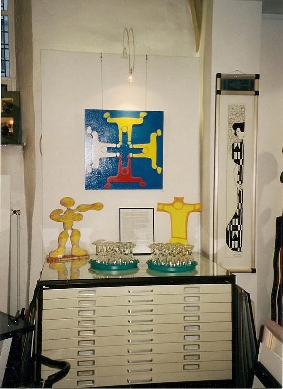 Kunstausstellung - Galerie Kaschenbach