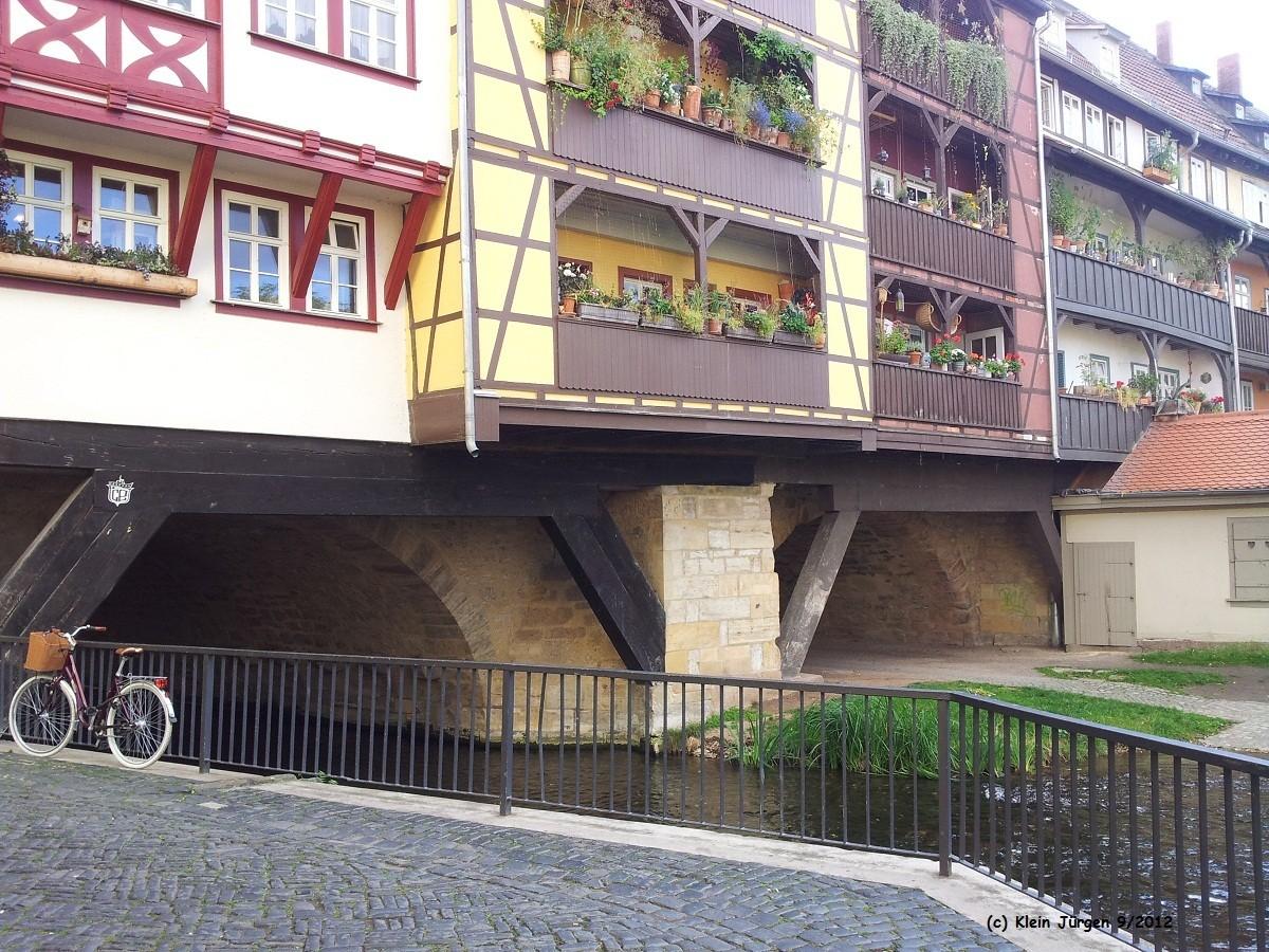 4 BilderBlicke - Stadt Erfurt
