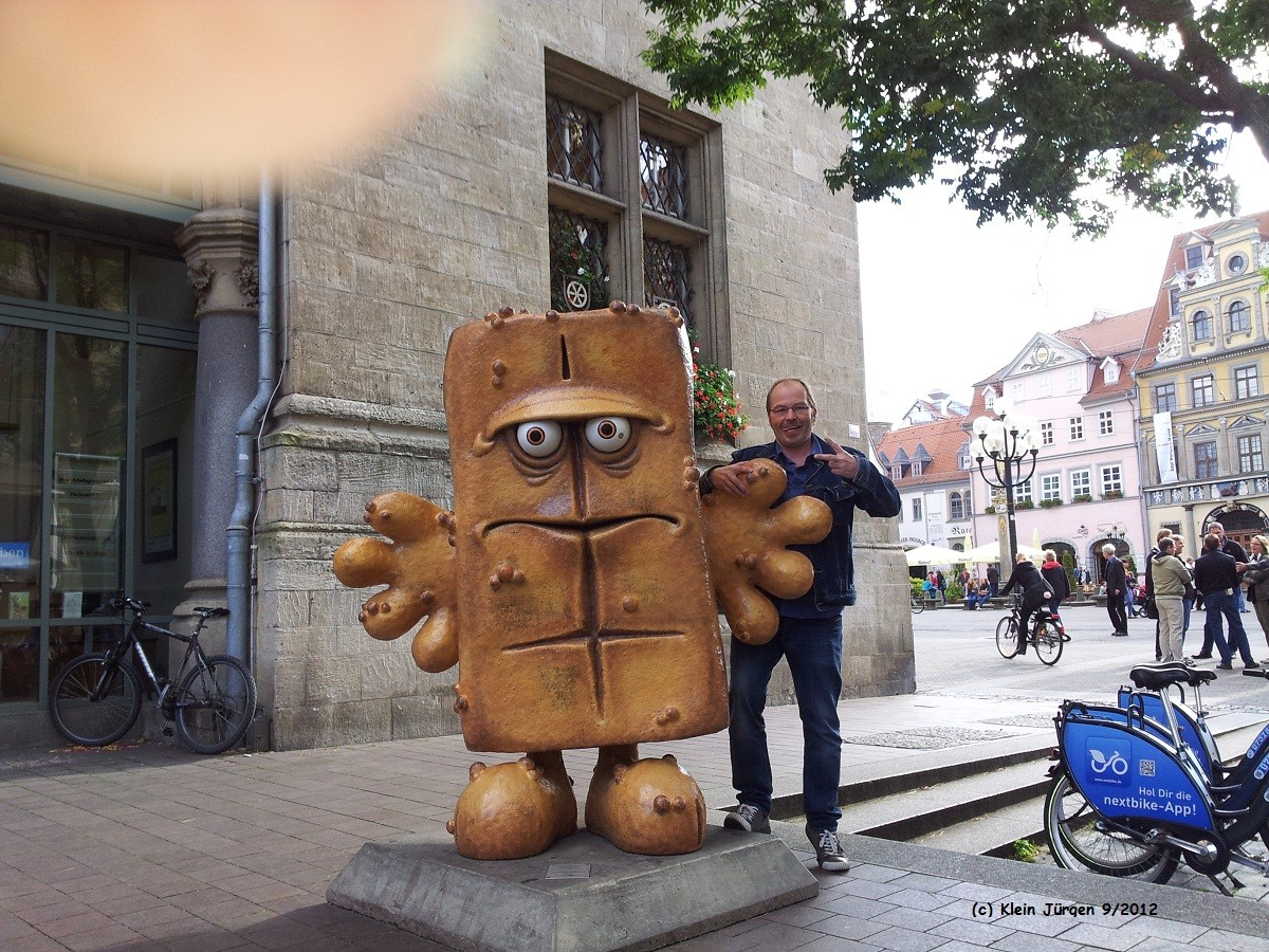 14 BilderBlicke - Stadt Erfurt