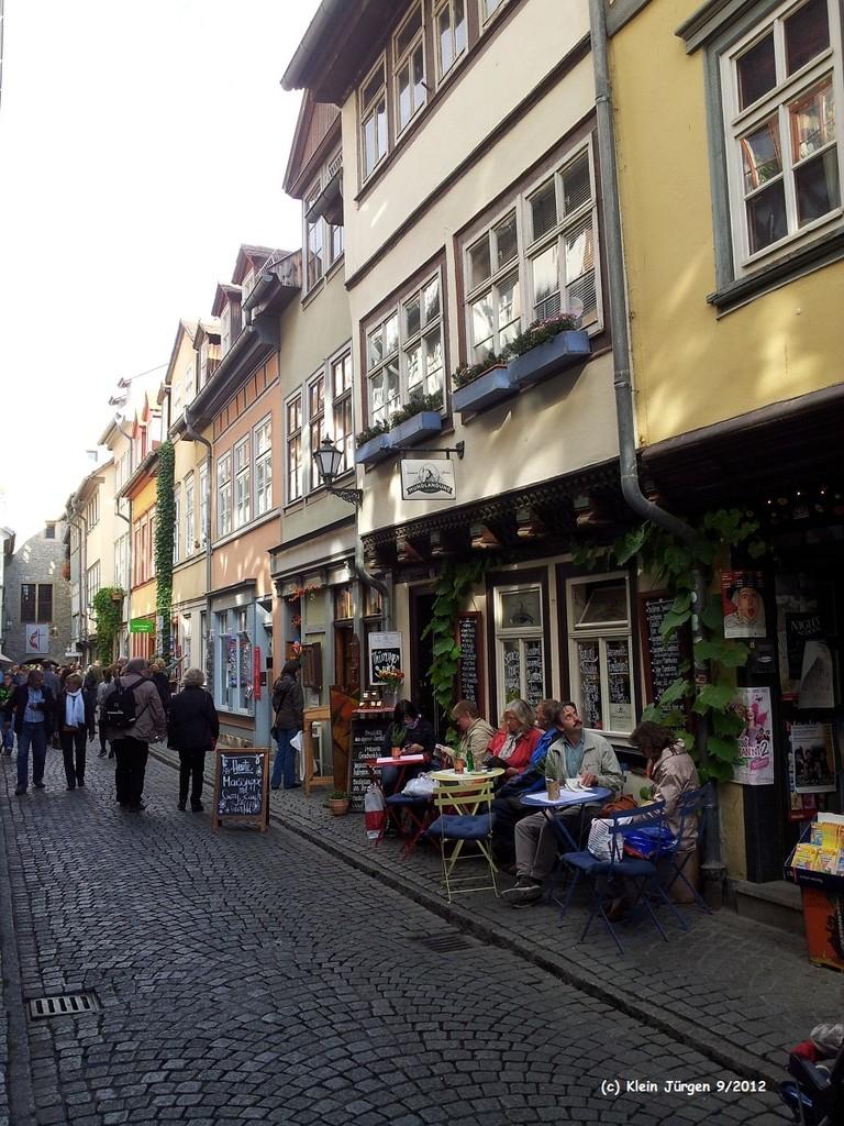 8 BilderBlicke - Stadt Erfurt