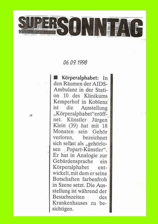 Supersonntag Zeitung - Koblenz