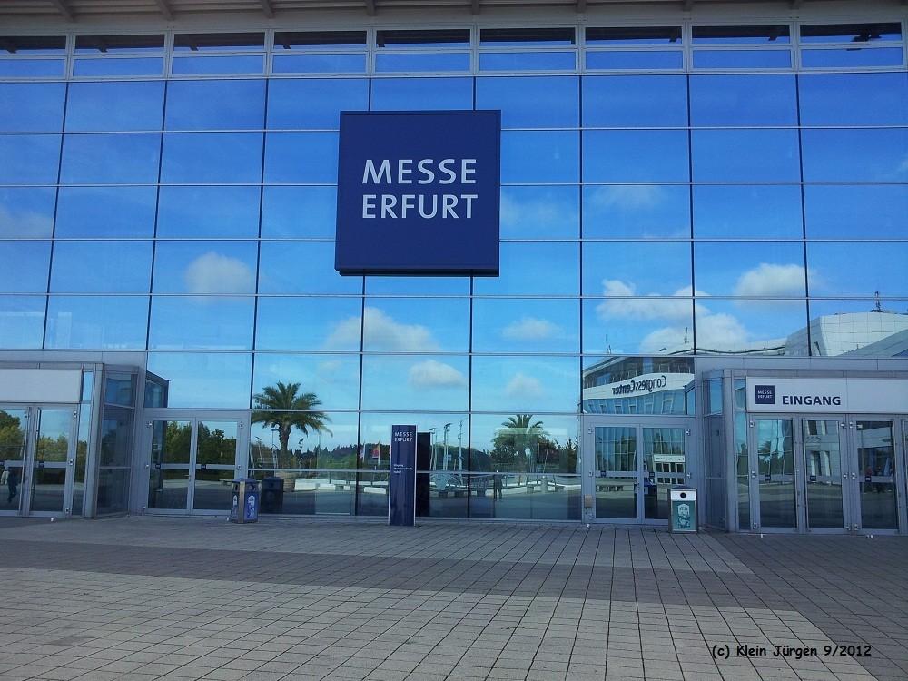 2 BilderBlicke - Messe Erfurt
