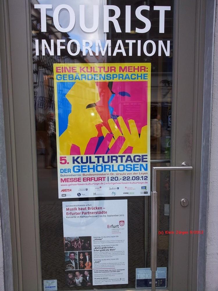 13 BilderBlicke - Stadt Erfurt
