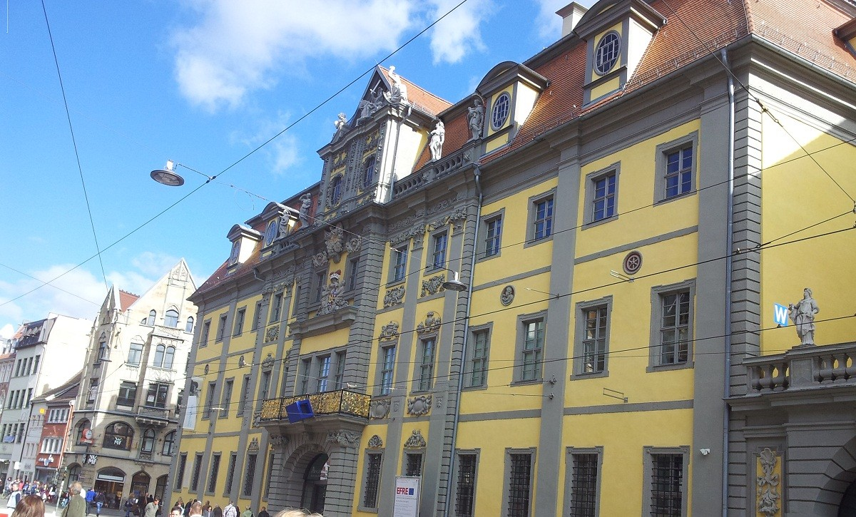 2 BilderBlicke - Stadt Erfurt