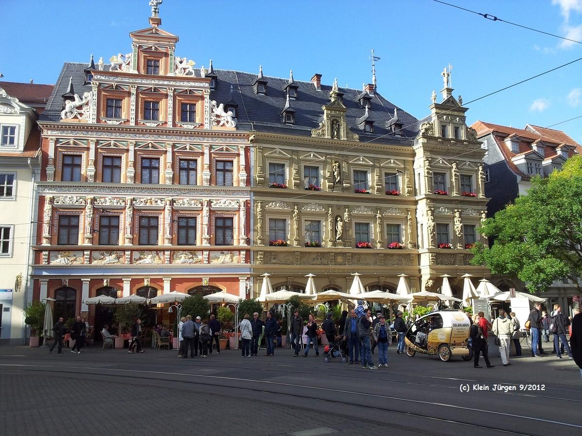 17 BilderBlicke - Stadt Erfurt