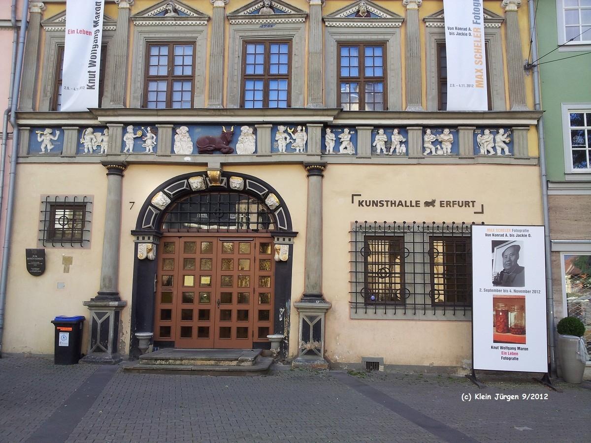 18 BilderBlicke - Stadt Erfurt