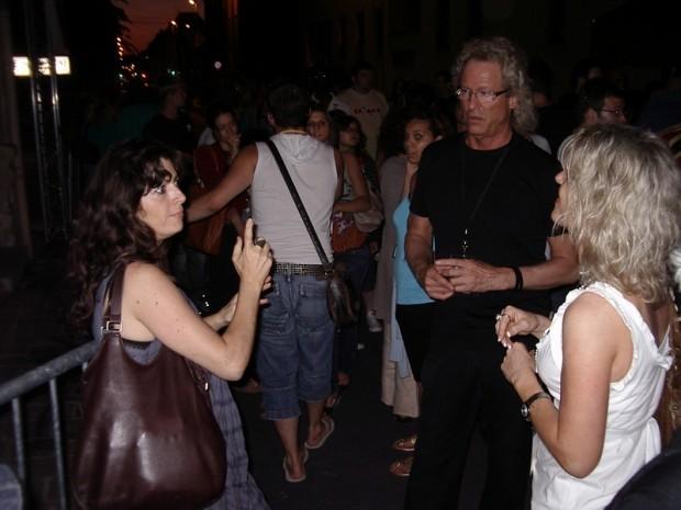 Emmanuelle Laborit, MM Manfred Mertz und Claudia Krämer