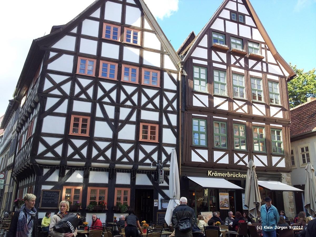 10 BilderBlicke - Stadt Erfurt
