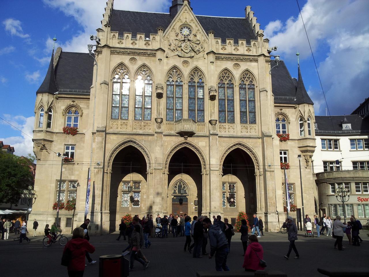 19 BilderBlicke - Stadt Erfurt