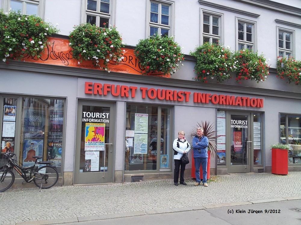 12 BilderBlicke - Stadt Erfurt