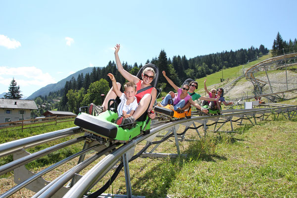 Lucky Flitzer & Abenteuer-Spielplatz