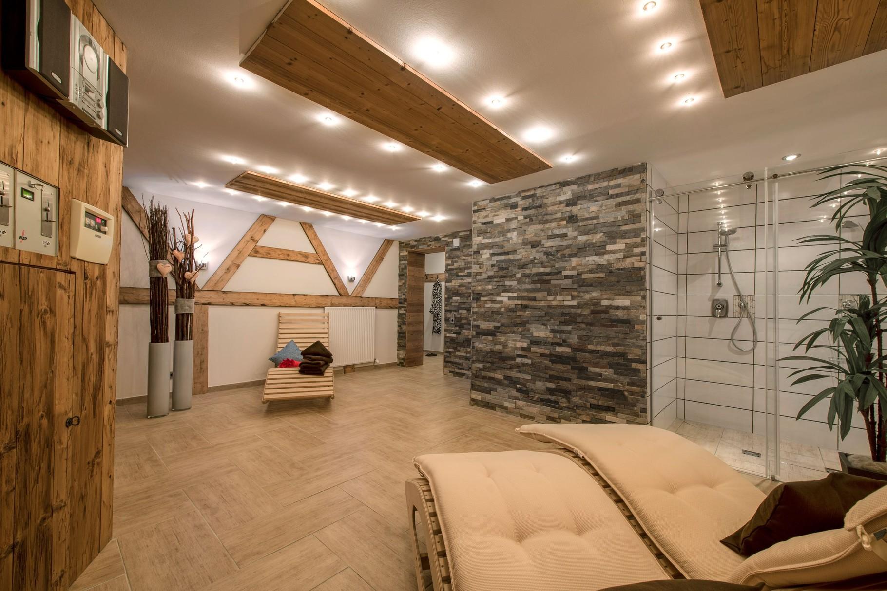 Sauna - Ferienwohnungen Vergissmeinnicht Flachau