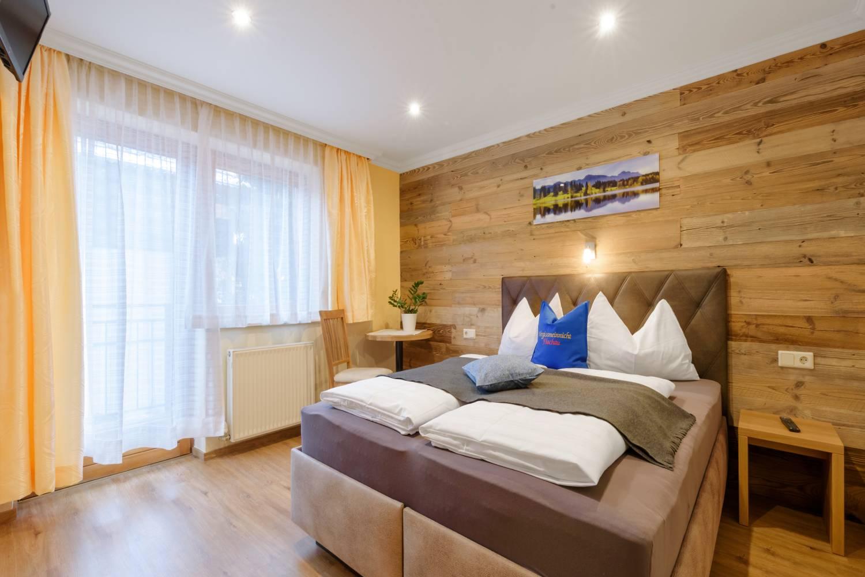 Familienappartement Schlafzimmer