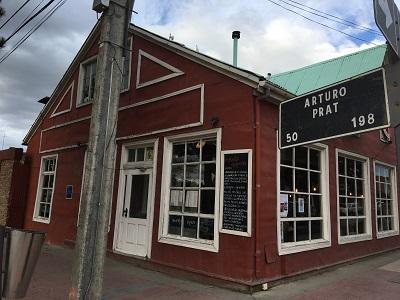 Mesita Grande in Puerto Natales
