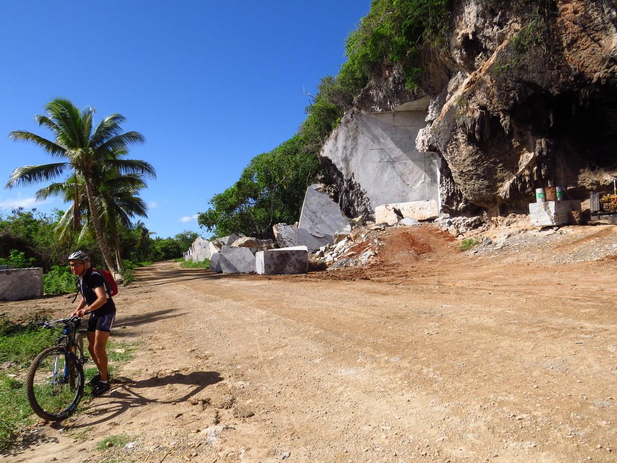 Chemin à Boca del Diablo