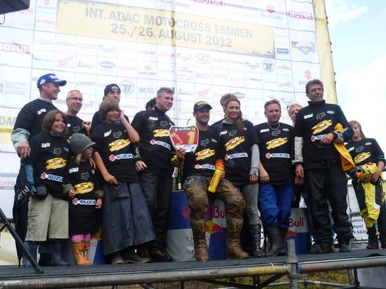 Wir gratulieren Marcus Schiffer zum Titelgewinn bei den MX Masters - Internationale deutsche Meisterschaft