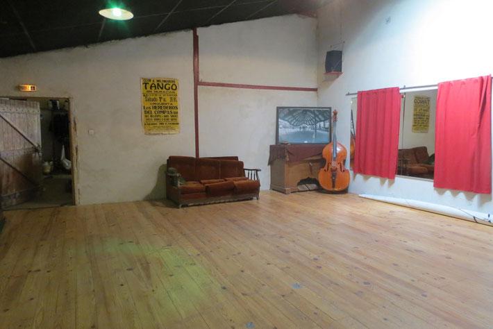 Salle de musique et danse