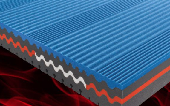 Memory Gel Breeze il visco elastico innovativo e performante