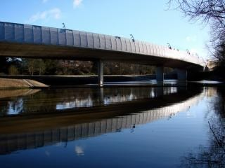 Lautrupsbachtalbrücke Flensburg
