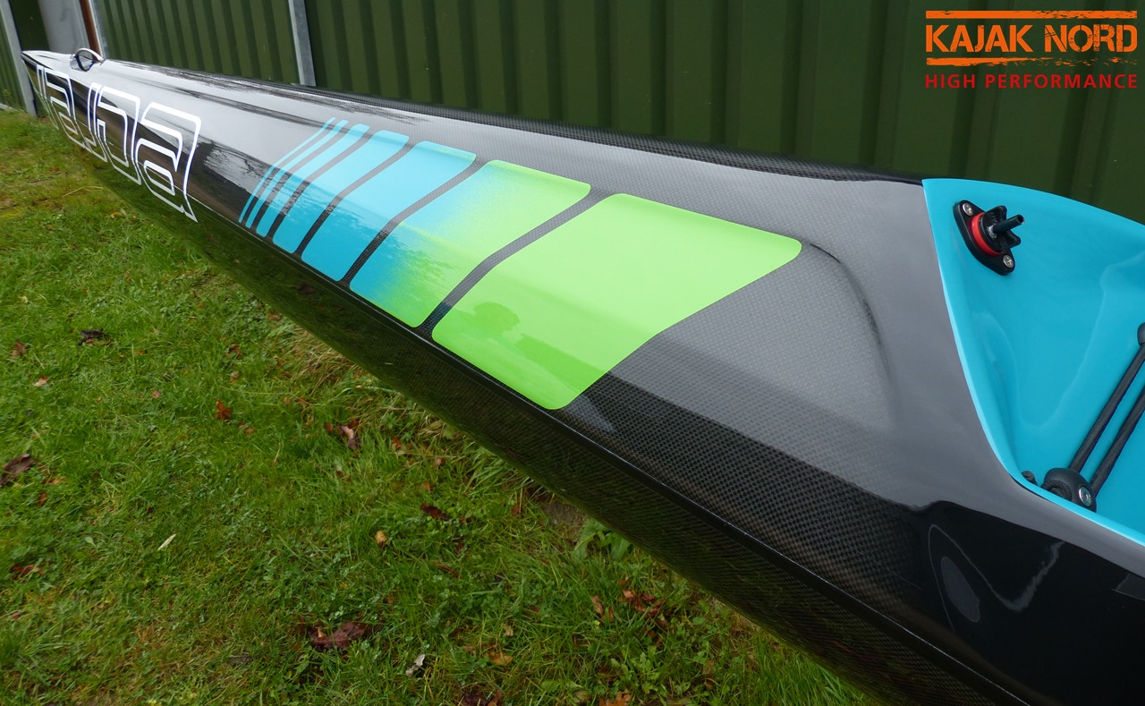 Surfski VAJDA Next 46 Design, Kajak Nord