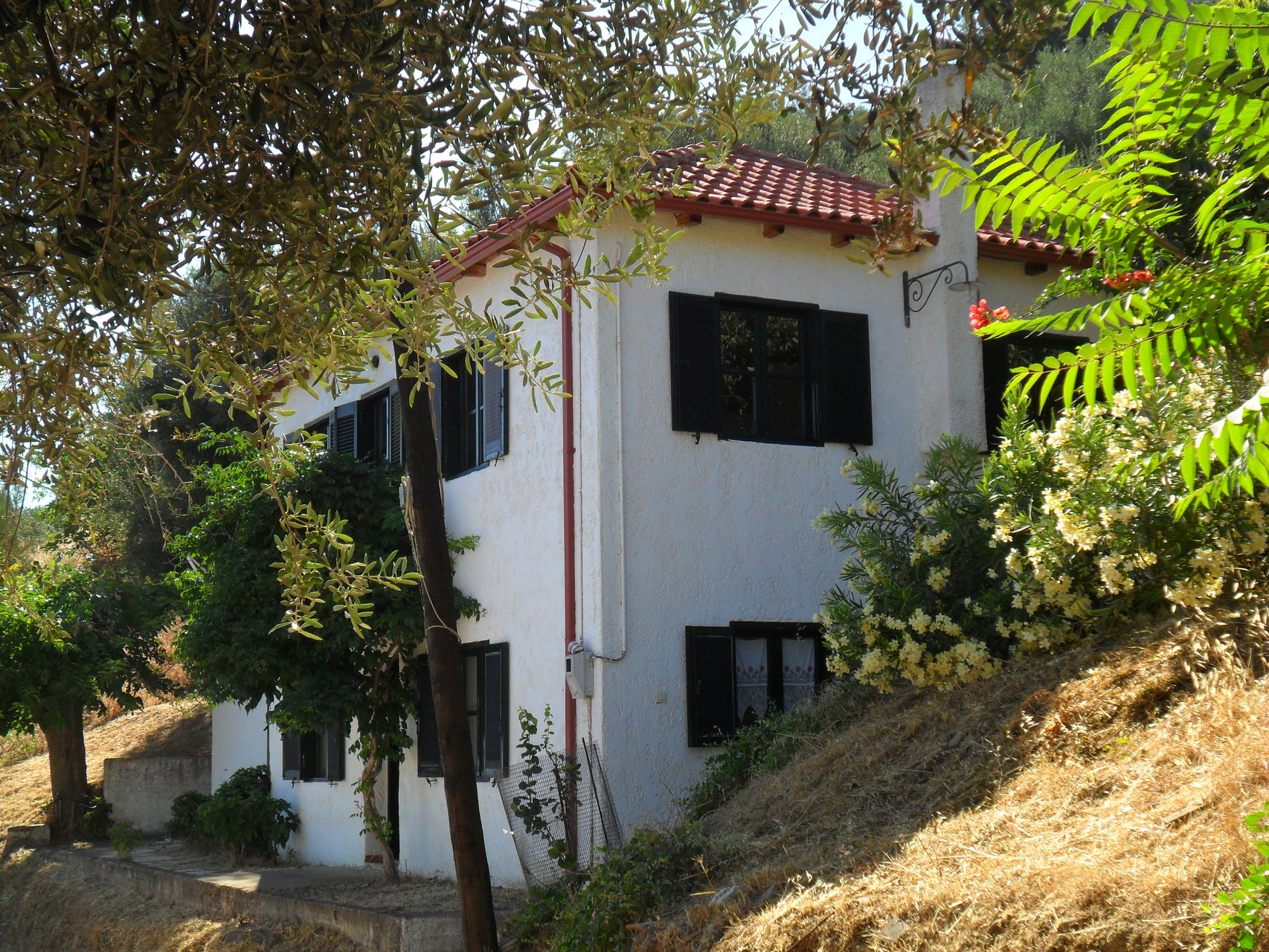 Unser Ferienhaus Kerinia