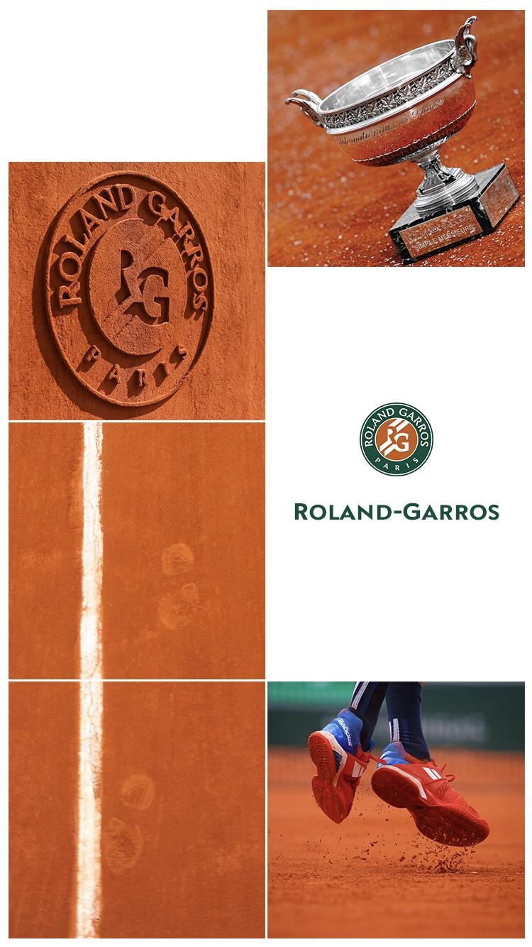 Roland Garros. Ein riesiger Event.
