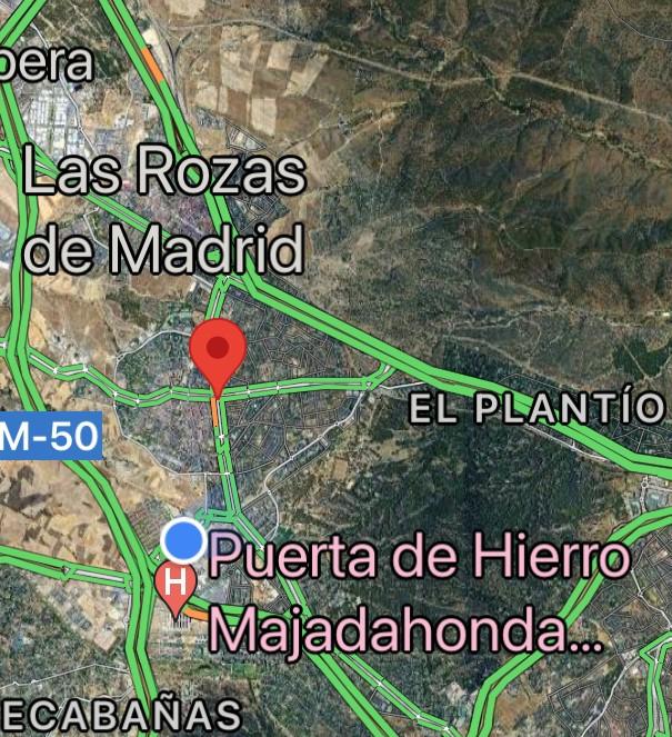 "Majadahonda ist das ""Bümpliz"" von Madrid"