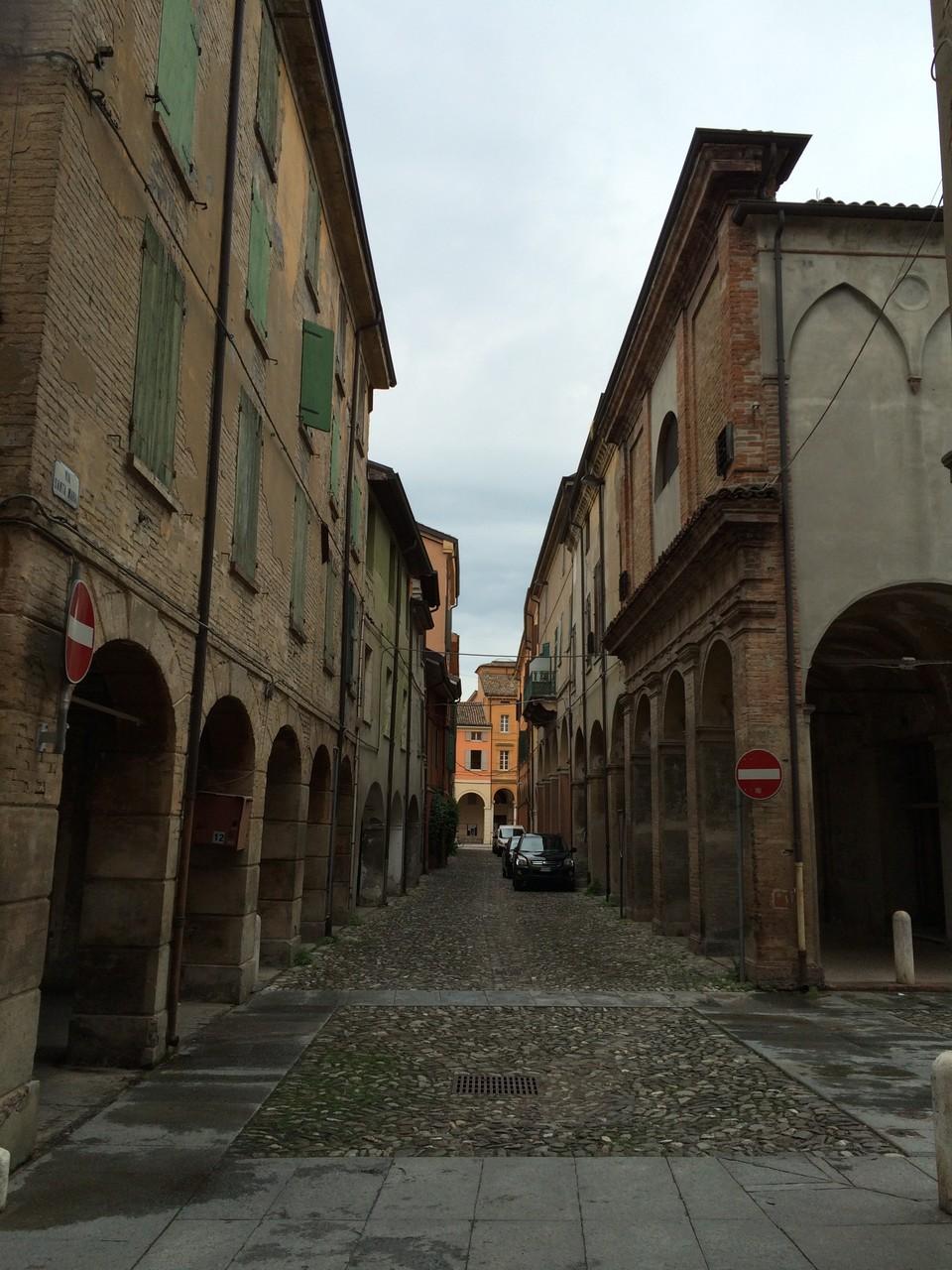 Correggio Altstadt 2