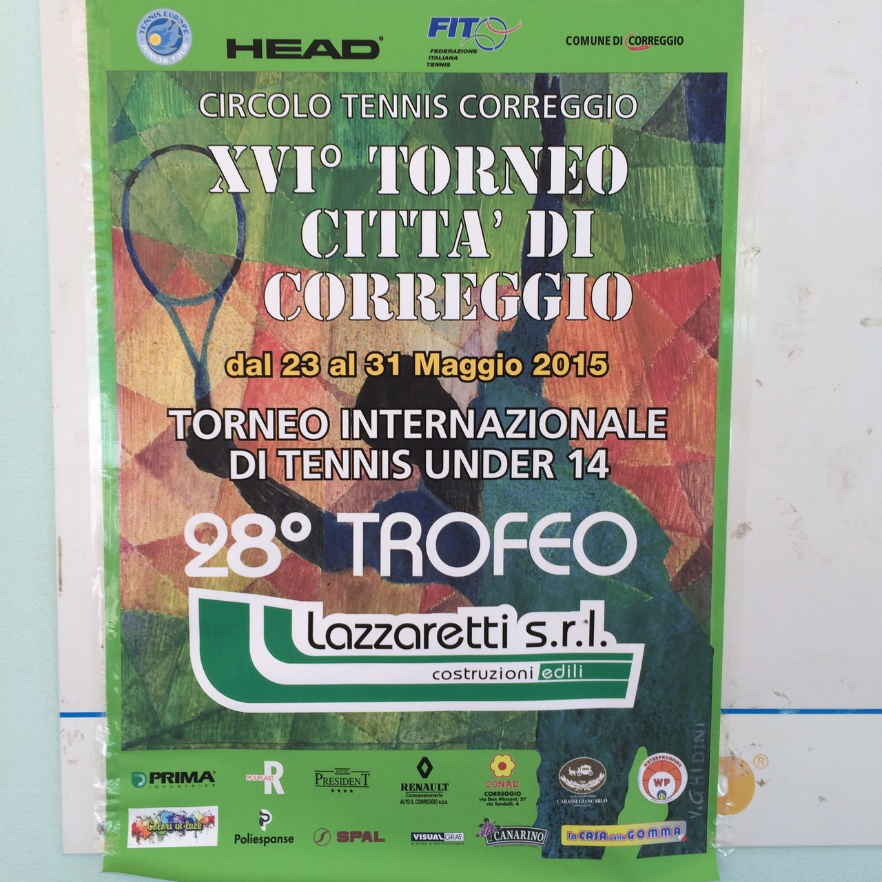 Torneo Internationale Citta di Correggio under 14