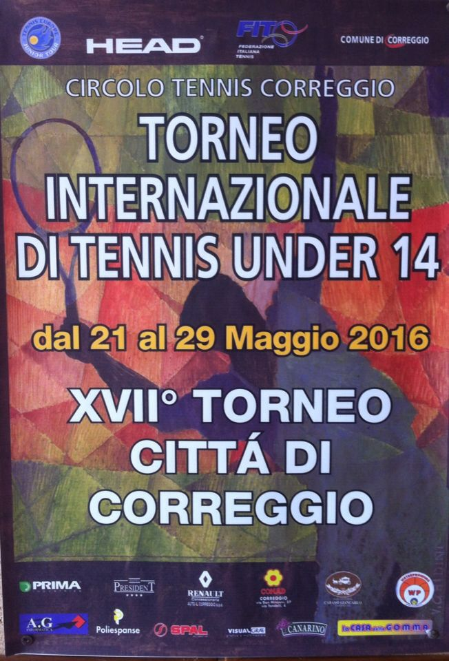 TORNEO INTERNAZIONALE DI TENNIS UNDER U14