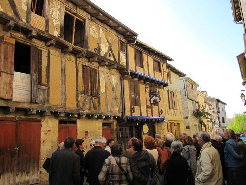 Marmande : le quartier Labat