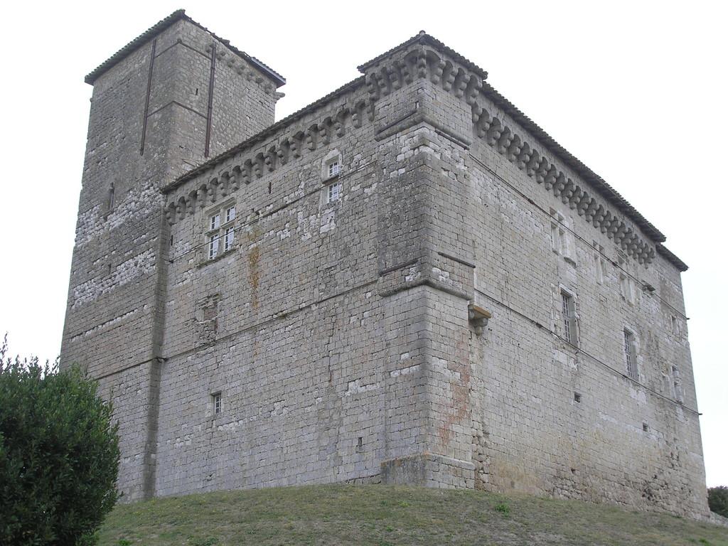 Plieux : le château