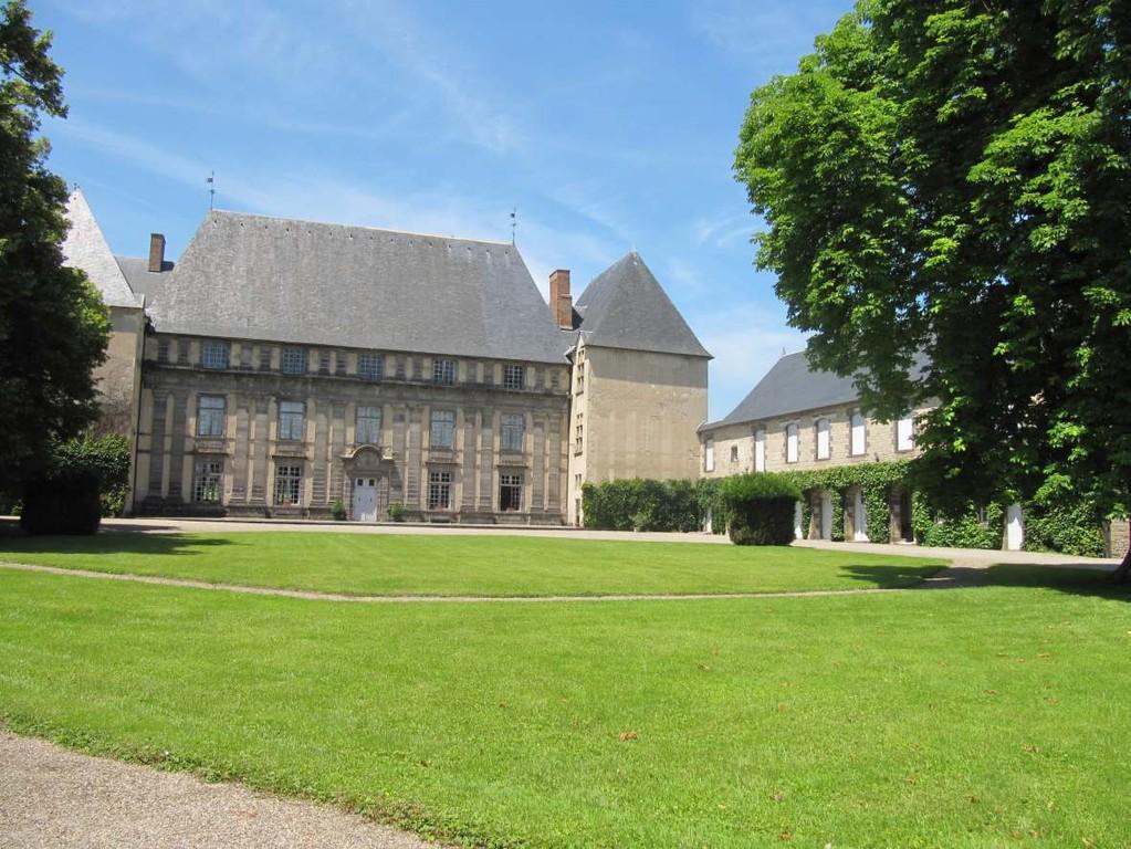 Le château d'Effiat