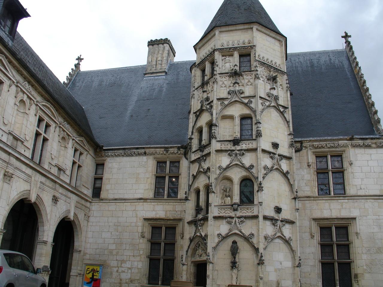 Bourges : l'hôtel des Echevins