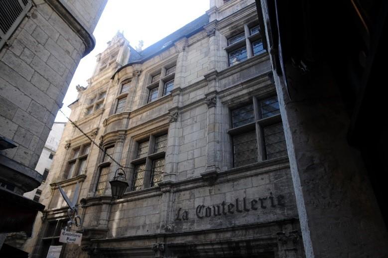 Périgueux: l'hôtel Fayard