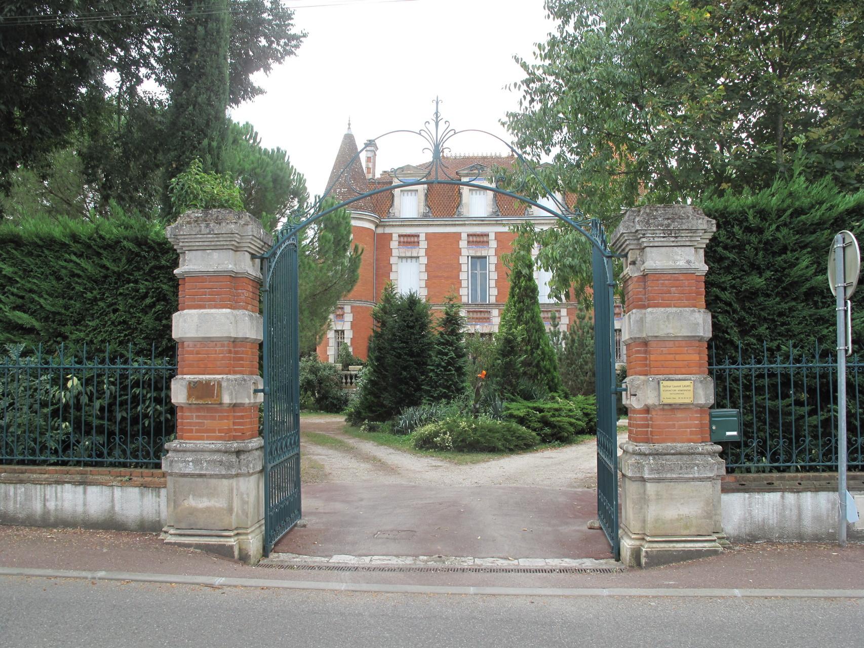 Villeneuve-sur-Lot : la maison Castel Berger