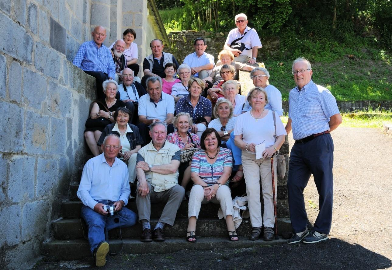 Photo de famille des Amis du Pastourais