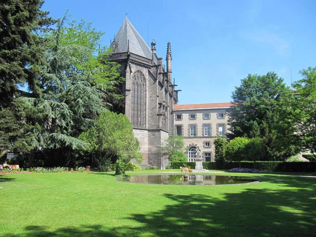 La Sainte Chapelle de Riom