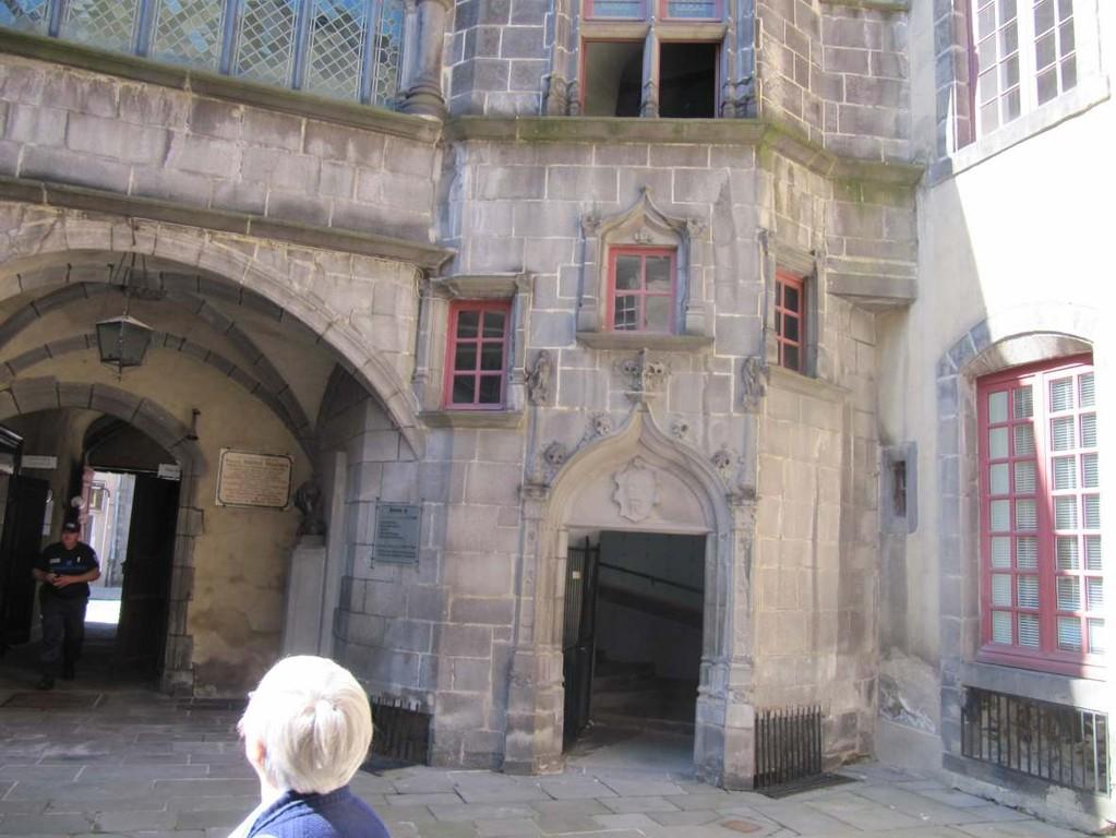 La mairie de Riom