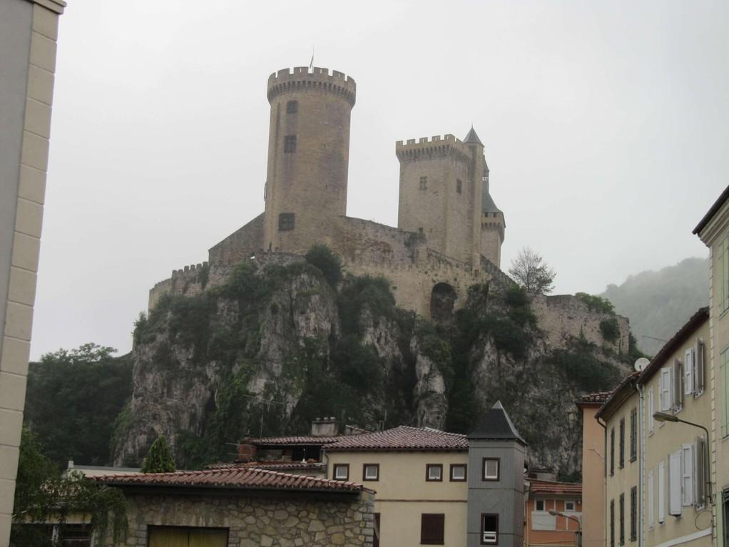 Foix : le château