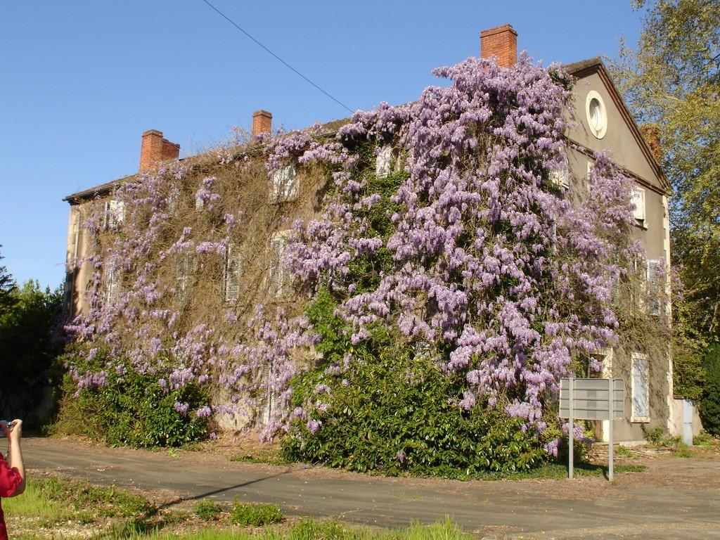 L'ancienne maison du directeur de l'Usine de Fumel
