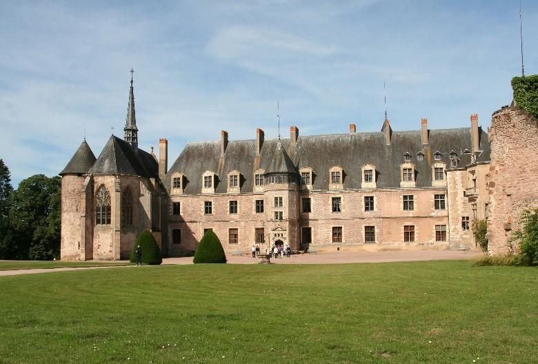 Lapalisse: le château de La Palice