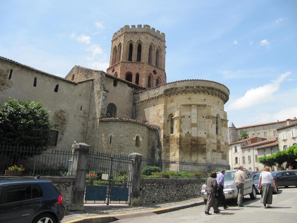 Saint Lizier : la cathédrale Saint Lizier