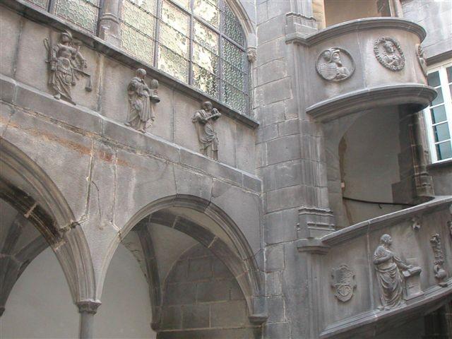 Un hôtel Renaissance à Riom