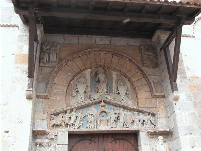 Notre-Dame-du-Port à Clermont-Ferrand